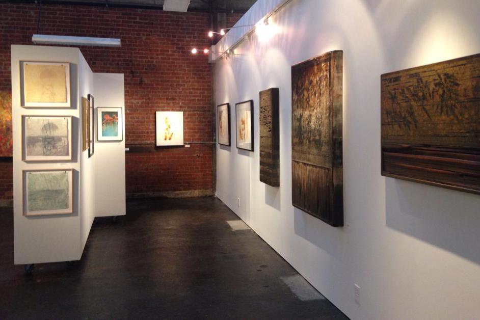 space at 1821 Gallery