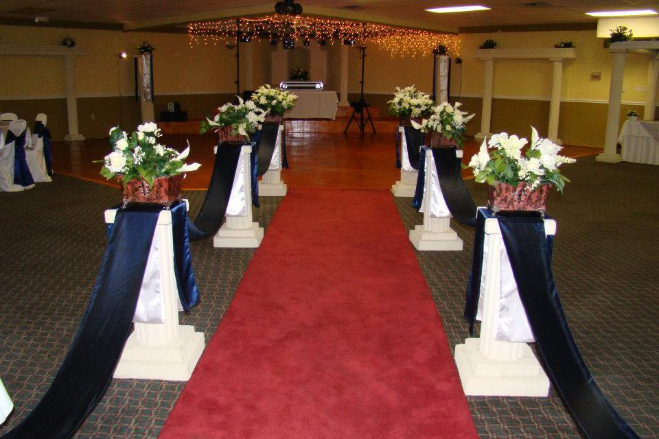 space at 4 Seasons Banquet Hall
