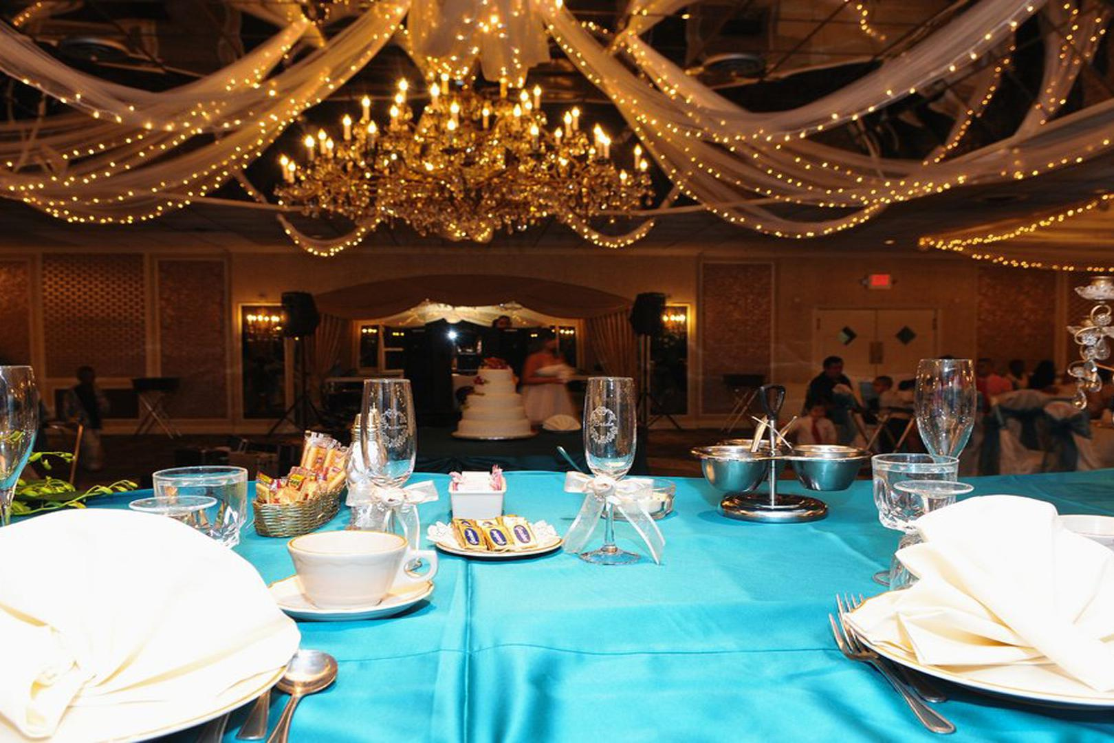 space at Alessandro's Banquets