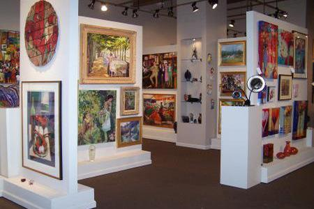 space at ArtSource Fine Art & Framing