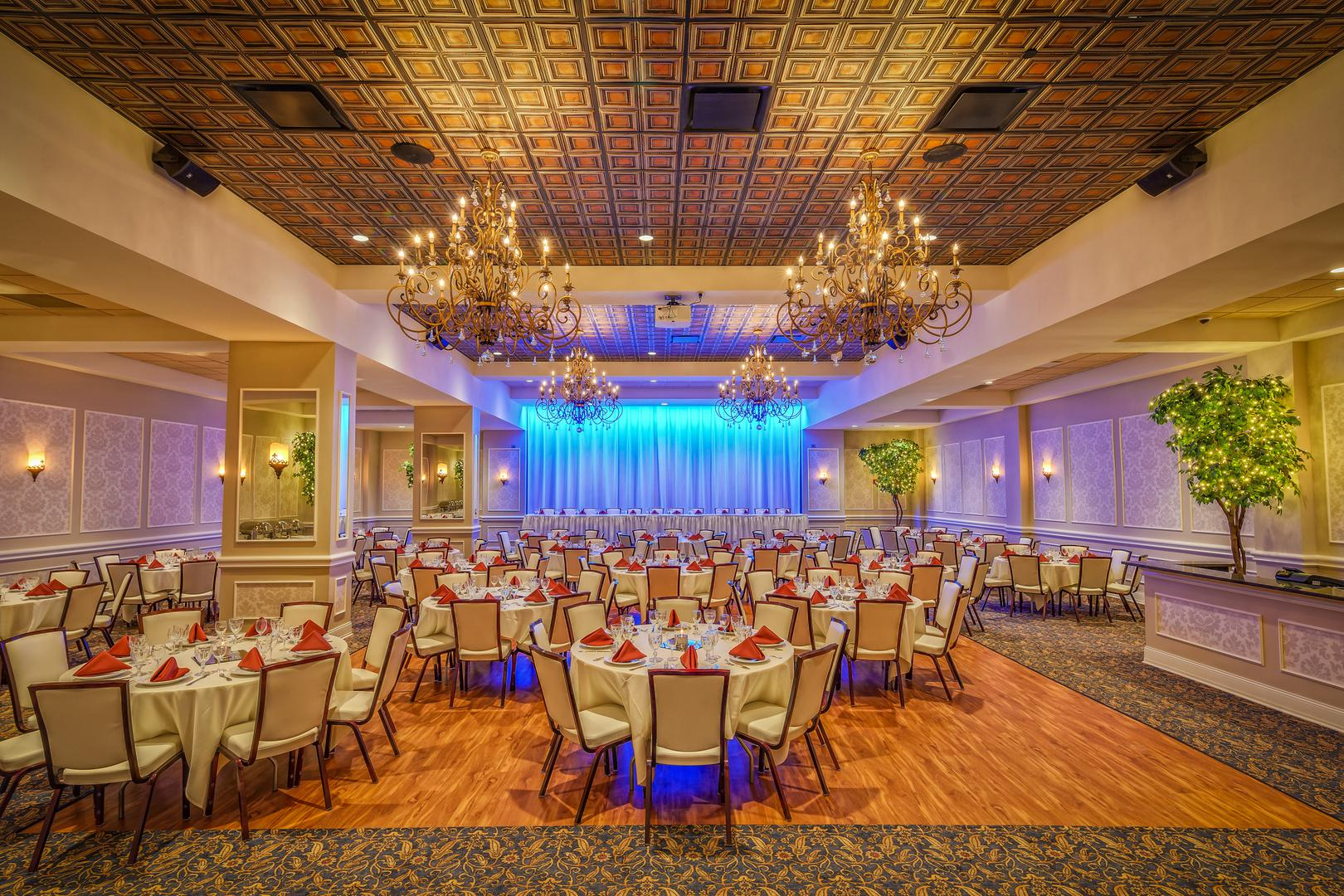 space at Avalon Events Center