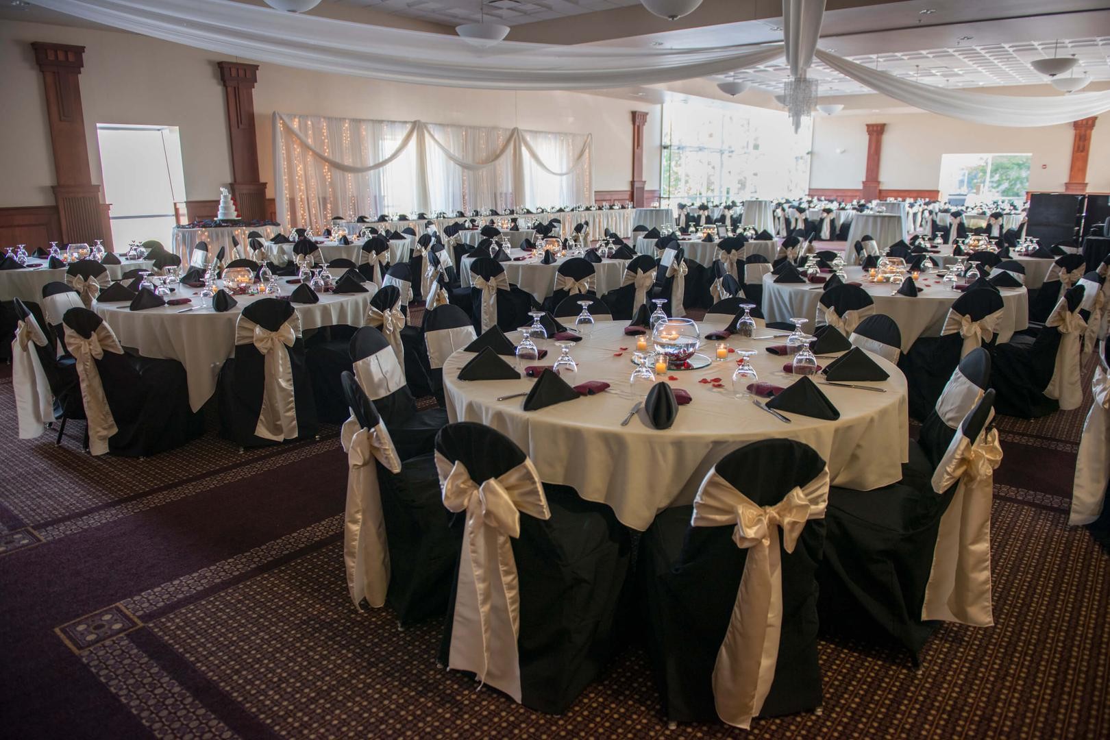 space at Baratta's - Forte Banquet & Conference Center