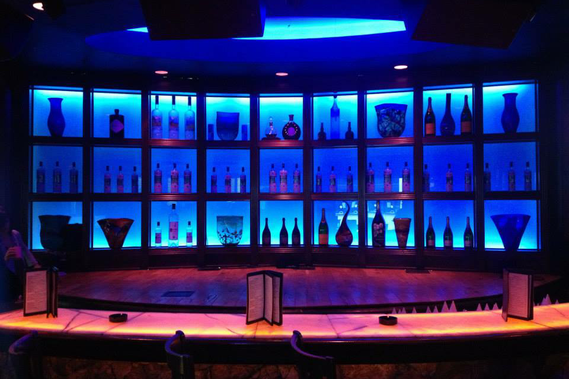 space at Bluemartini Lounge Inc.