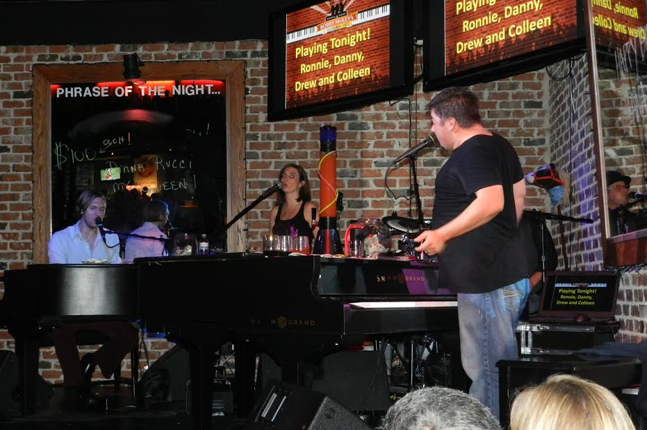 space at Bobby McKey's Dueling Piano Bar
