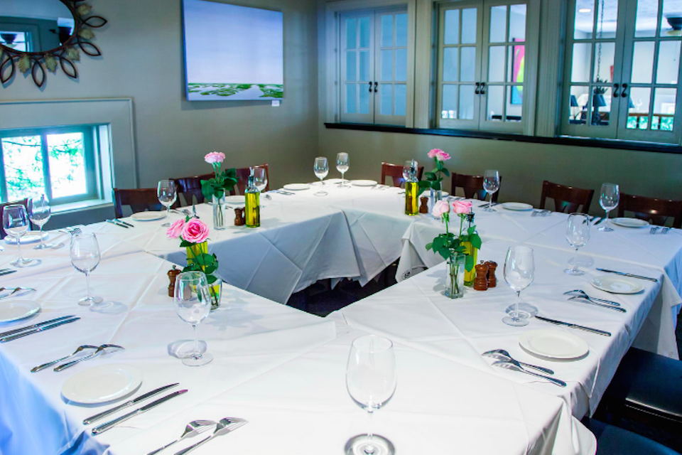 Bonterra Dining Wine Room Corporate Events Wedding Locations Event Spaces And Party Venues