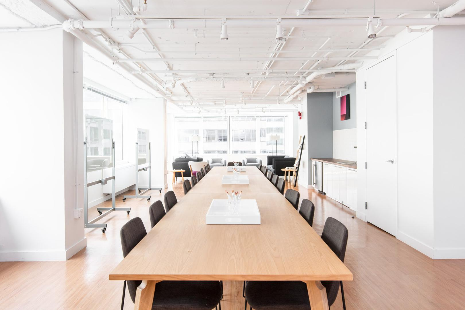 space at Bright, Modern Meeting Space in Foggy Bottom
