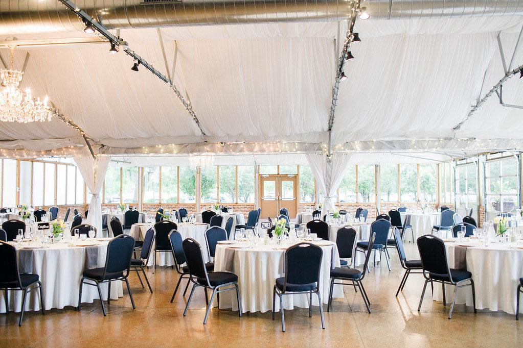 space at Brookside Gardens Event Center