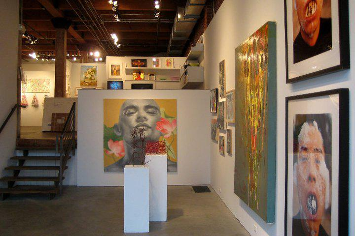 space at Byron C. Cohen Gallery for Contemporary Art