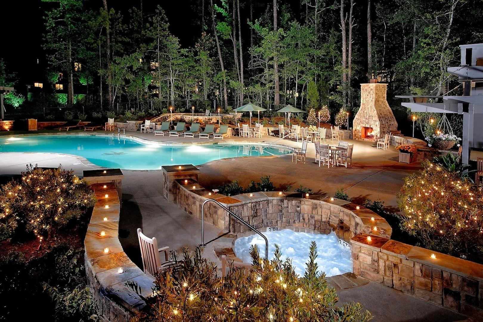 space at The Lodge and Spa at Callaway Gardens