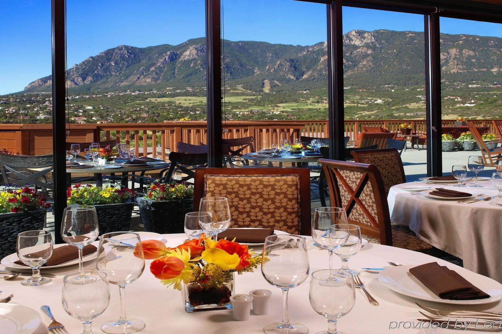 space at Cheyenne Mountain Resort