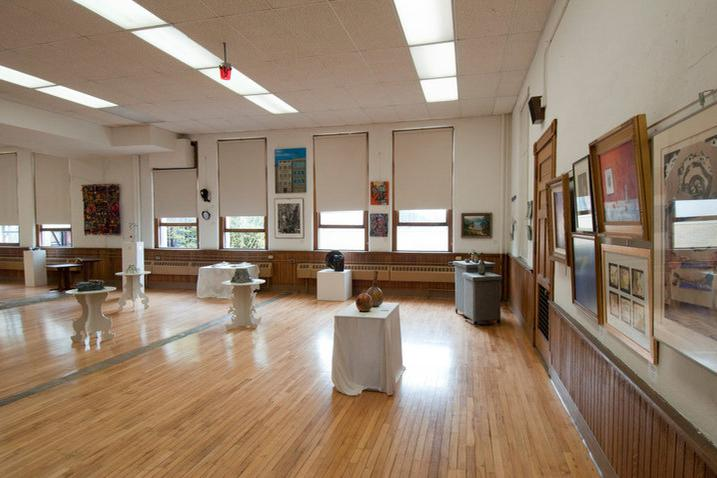 space at Clifton Cultural Arts Center
