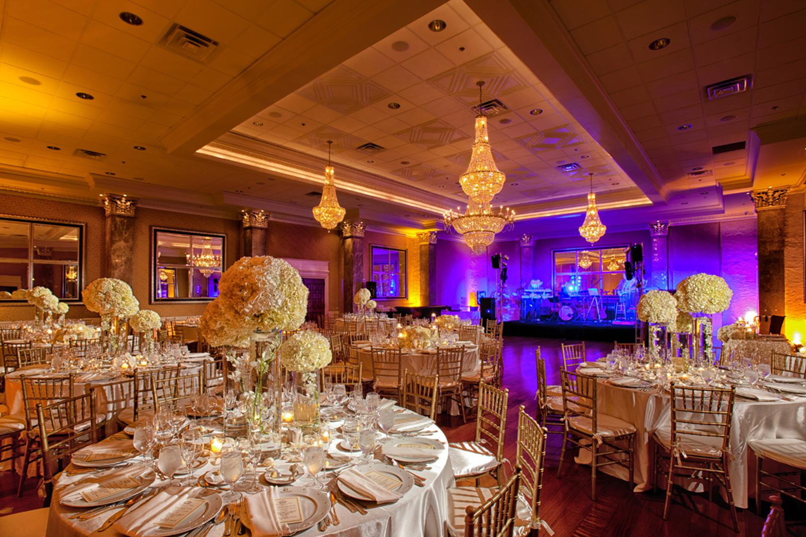 space at Coral Gables Country Club
