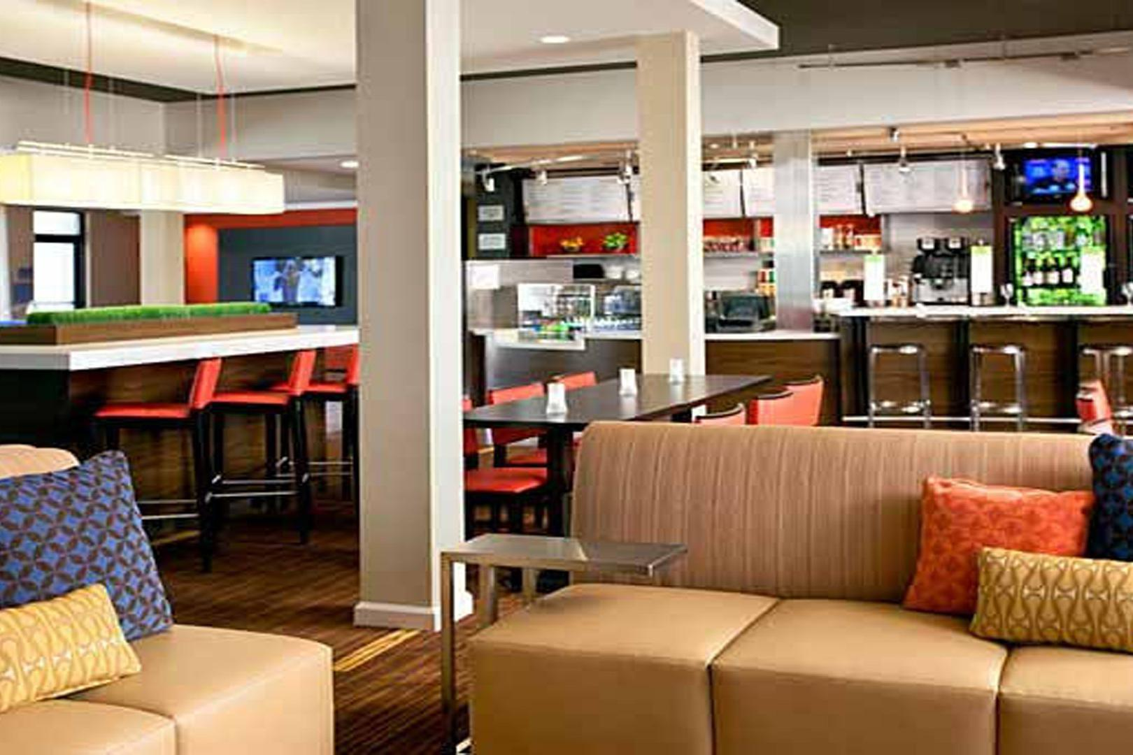space at Courtyard by Marriott Fountain Valley