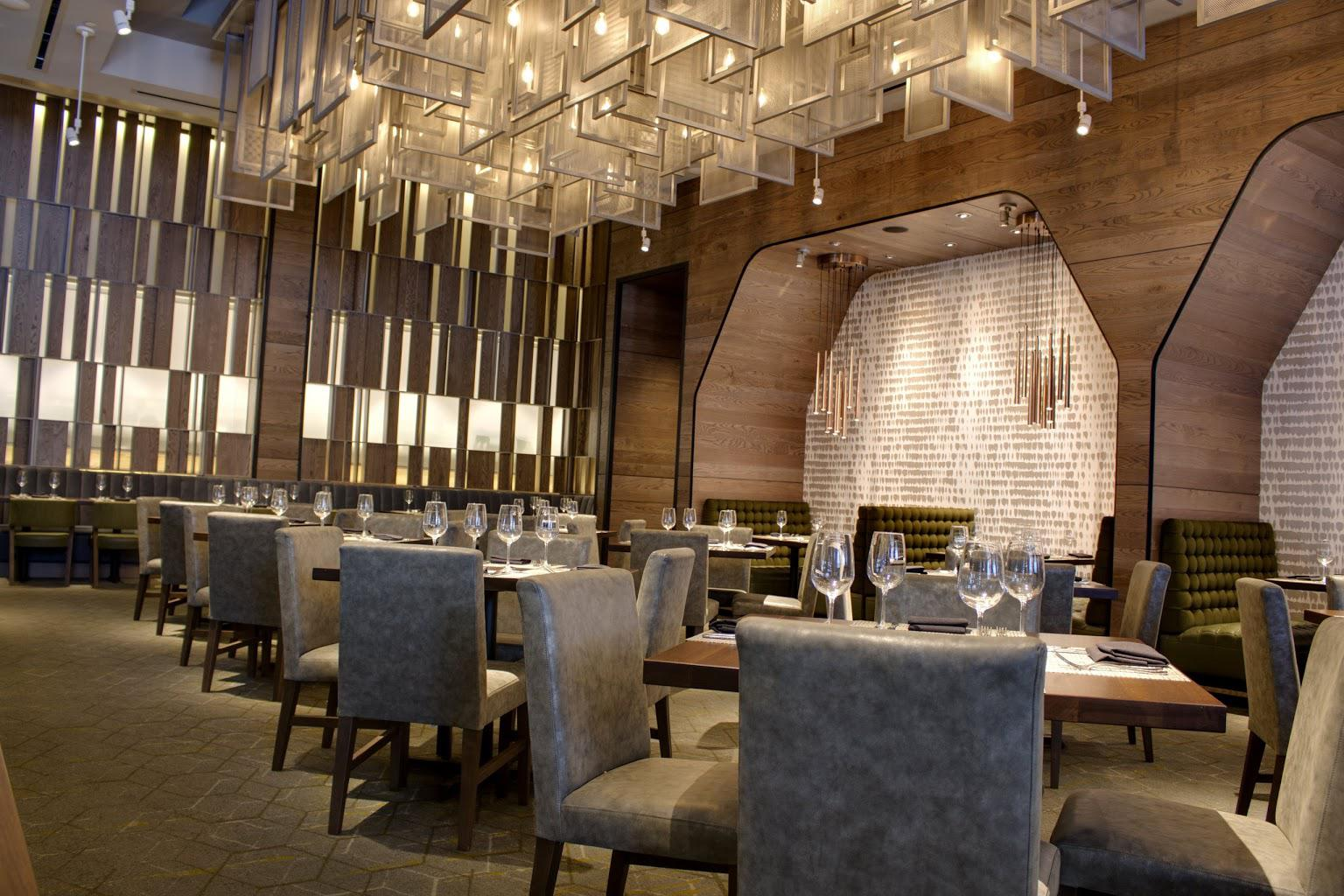space at Del Frisco's Double Eagle Steakhouse Plano