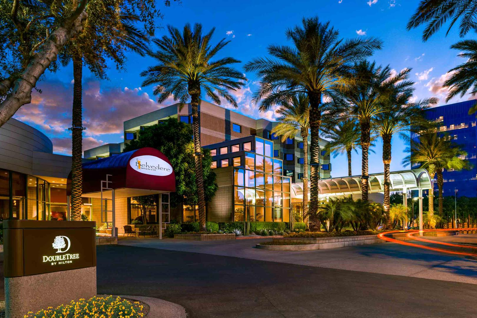 space at DoubleTree Suites by Hilton Phoenix