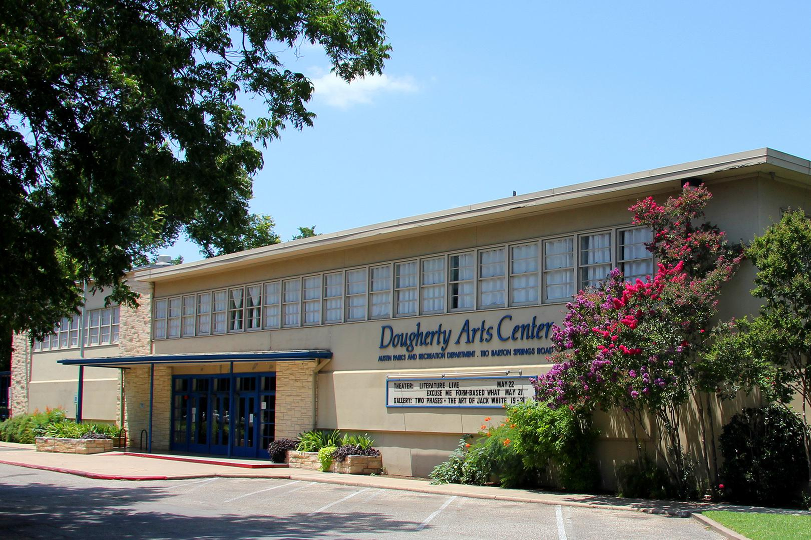 space at Dougherty Arts Center