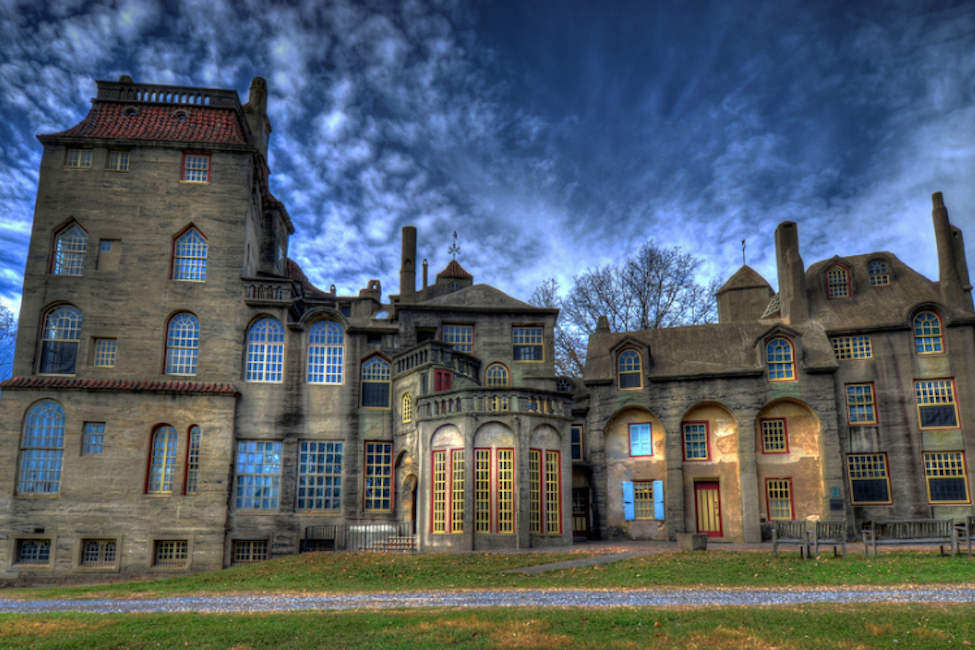 space at Fonthill Castle Estate & Mercer Museum