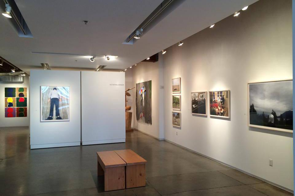 space at Froelick Gallery