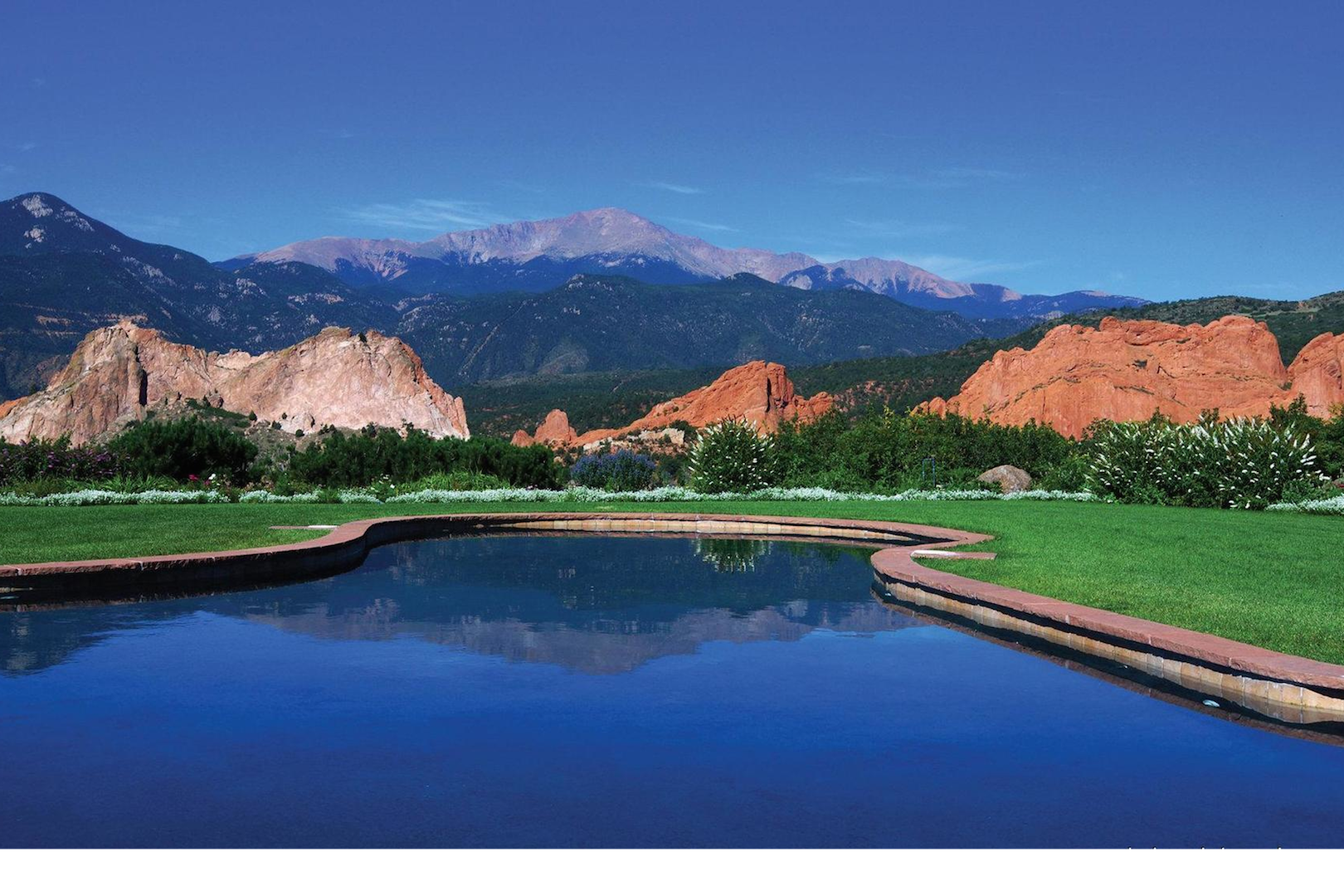 space at Garden of Gods Club and Resort