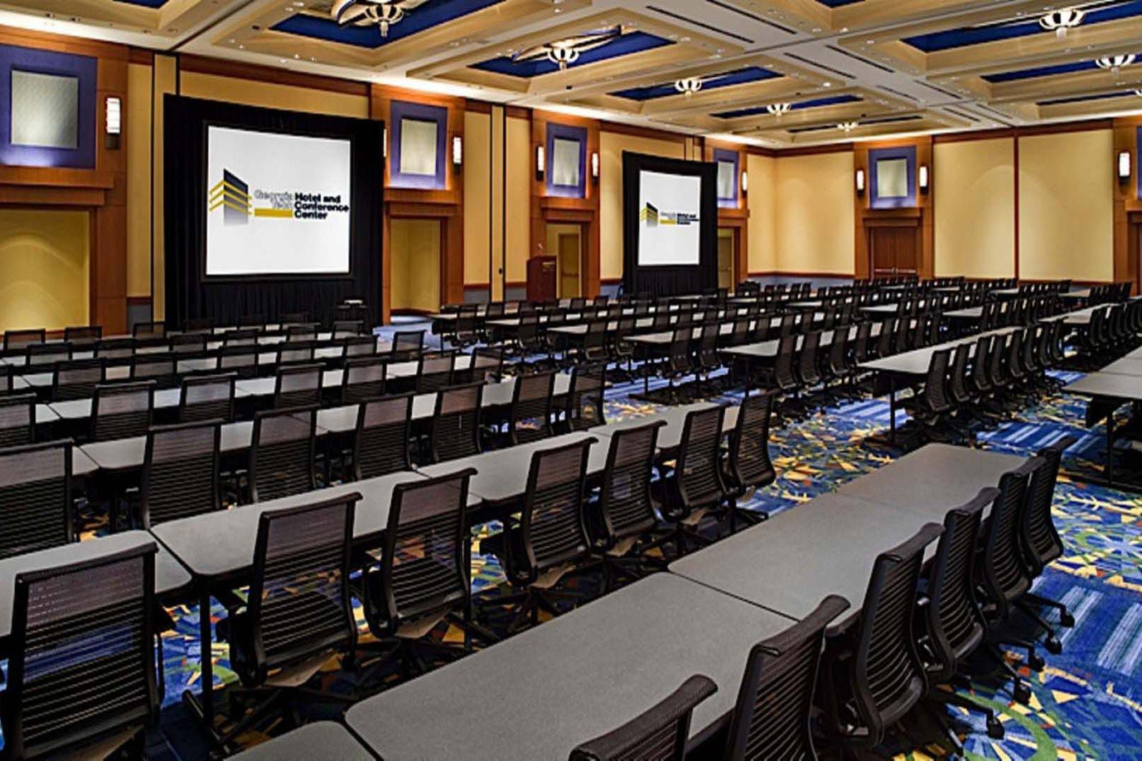 space at Georgia Tech Hotel and Conference Center