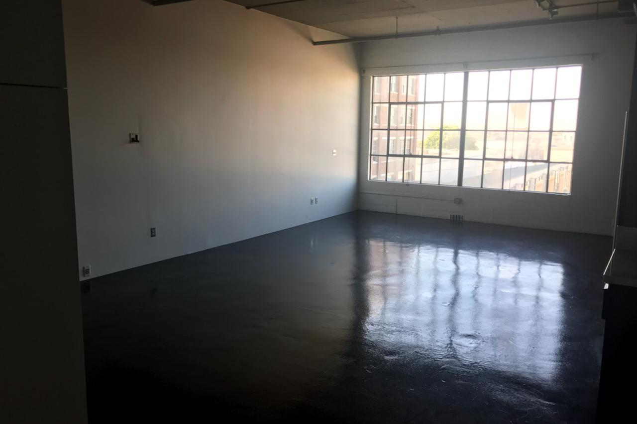 space at Gorgeous Downtown Loft in the Arts District