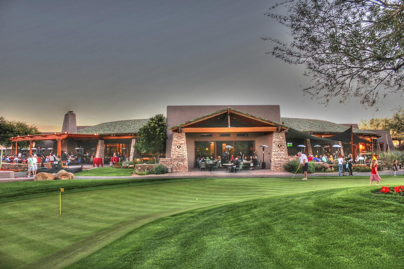 space at Grayhawk Golf Club