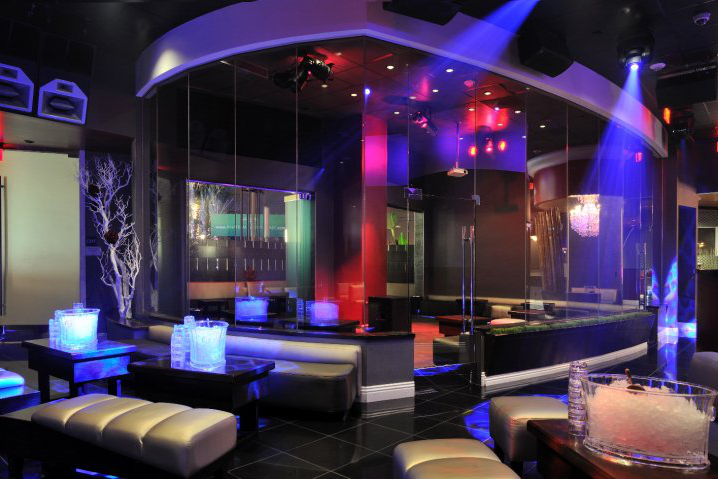 space at Heat Ultra Lounge