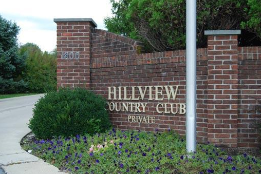 space at Hillview Country Club