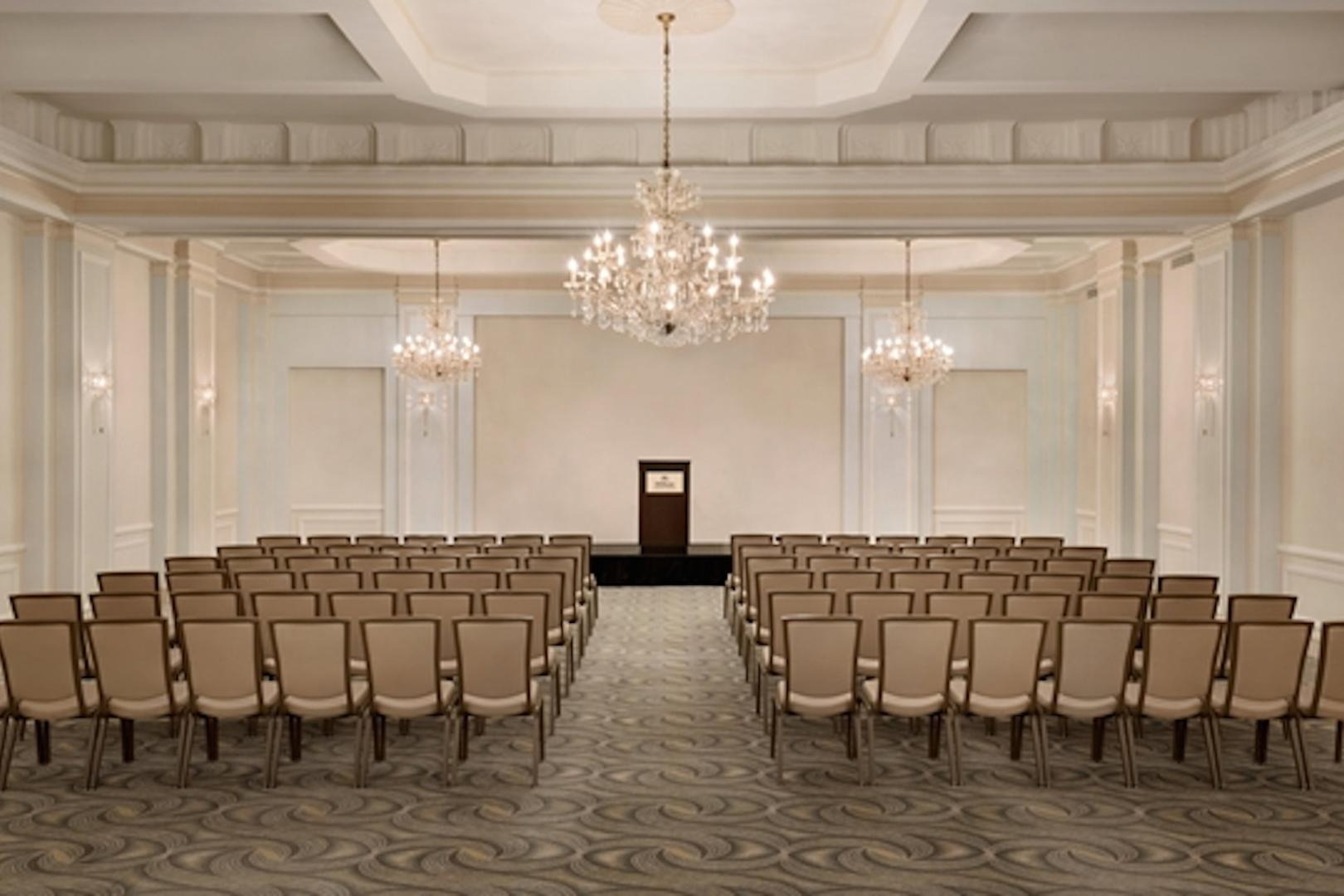 space at Hilton Evanston Meeting & Event Space