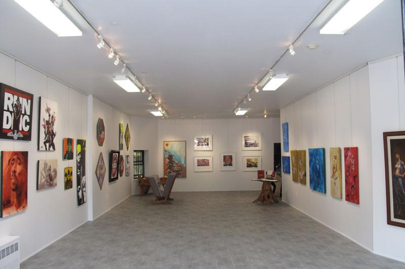 space at House of Art Gallery