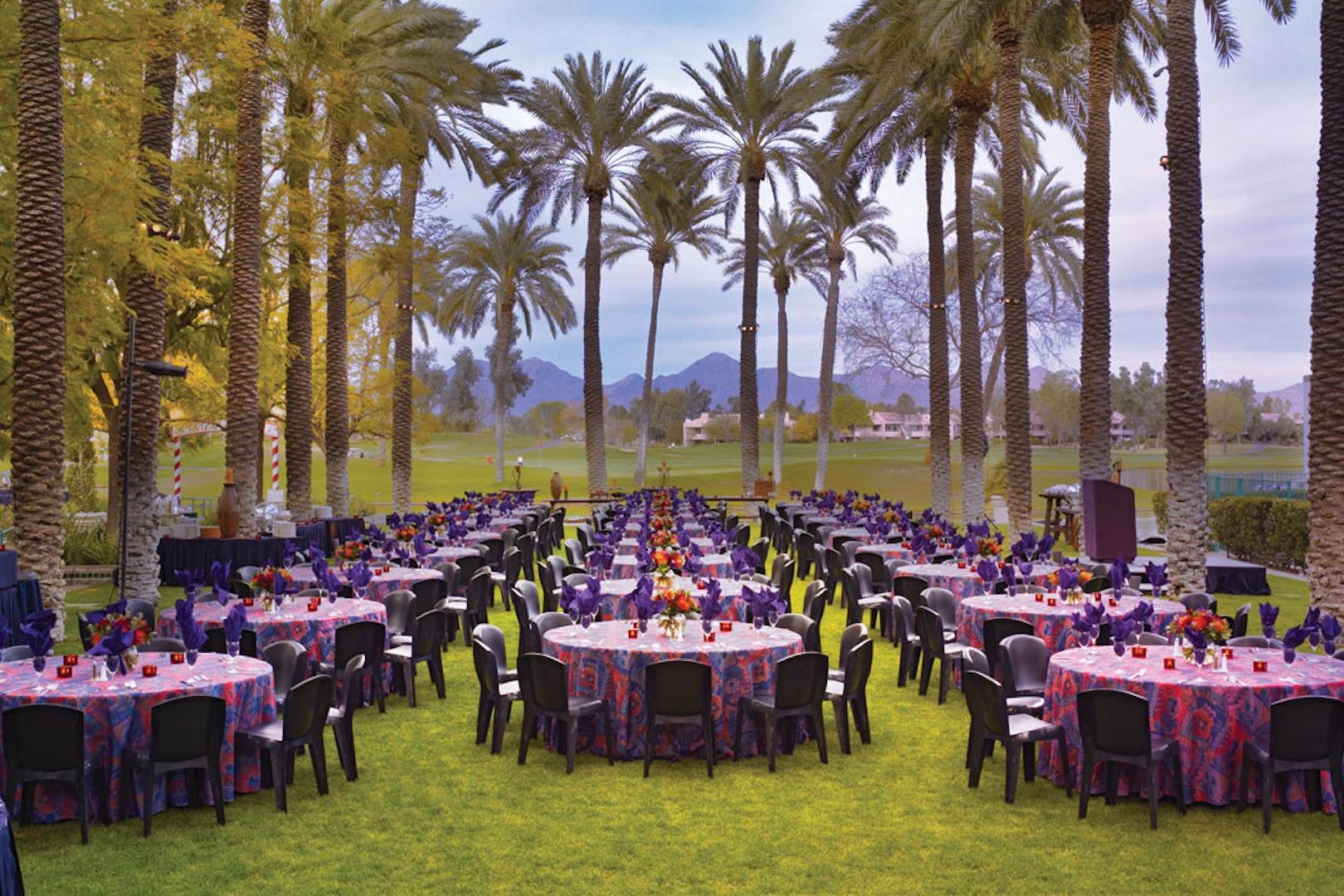 Hyatt Regency Scottsdale At Gainey Ranch Corporate Events