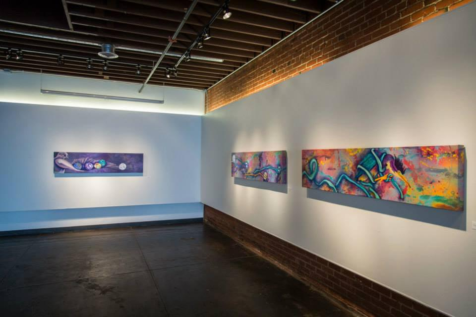 space at Individual Artists of Oklahoma