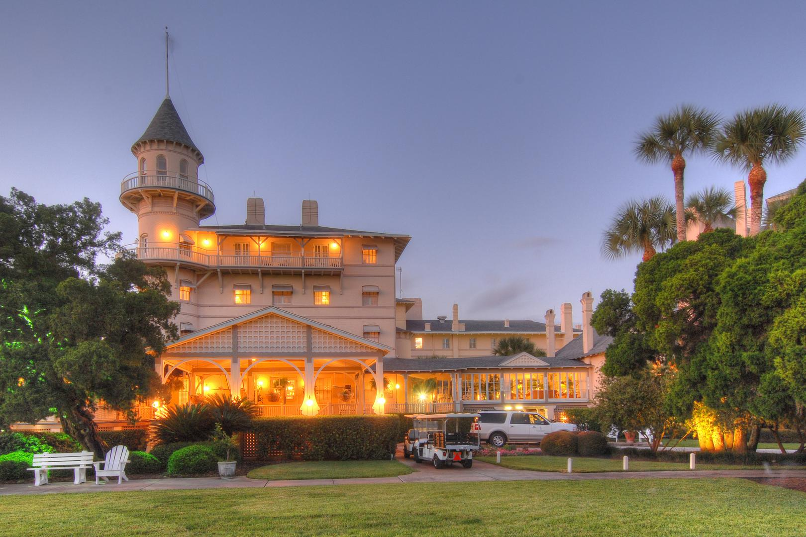 space at Jekyll Island Club Hotel