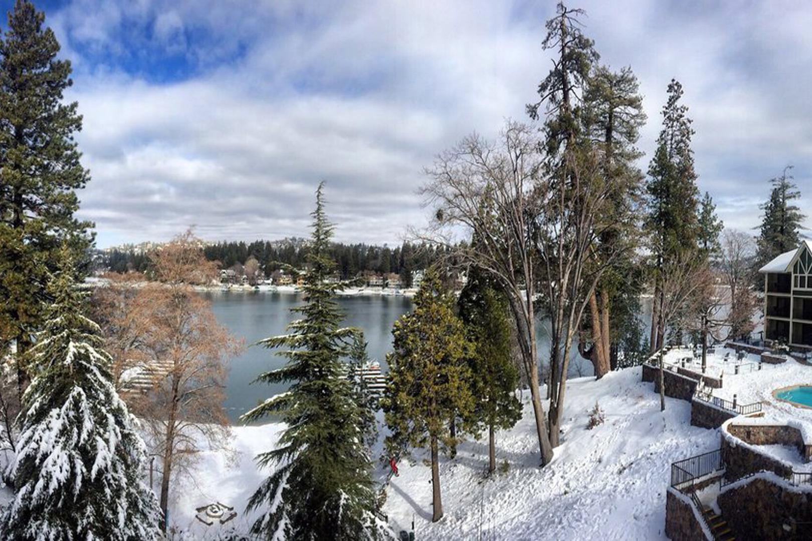 space at Lake Arrowhead Resort and Spa