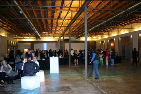 space at Lofty Spaces - A Dallas Event Space