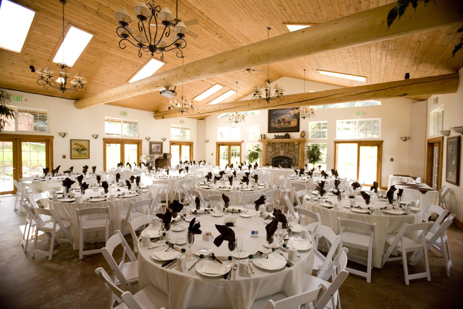 space at Meadow Creek Mountain Lodge
