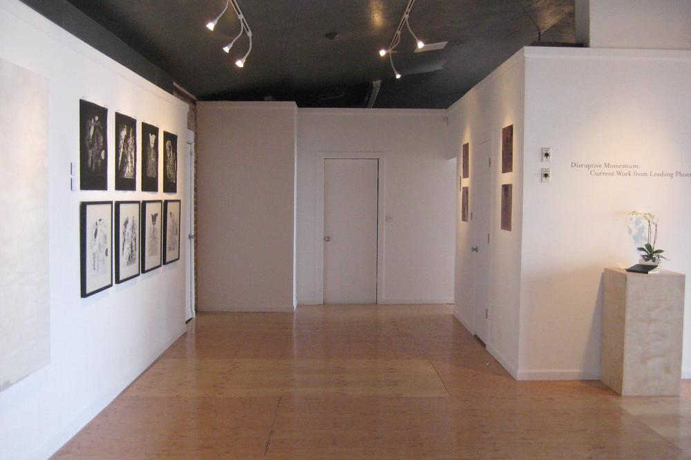 space at Modified Arts