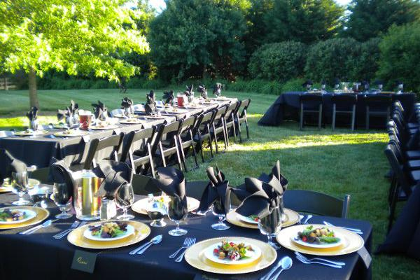 space at Monell's Dining & Catering