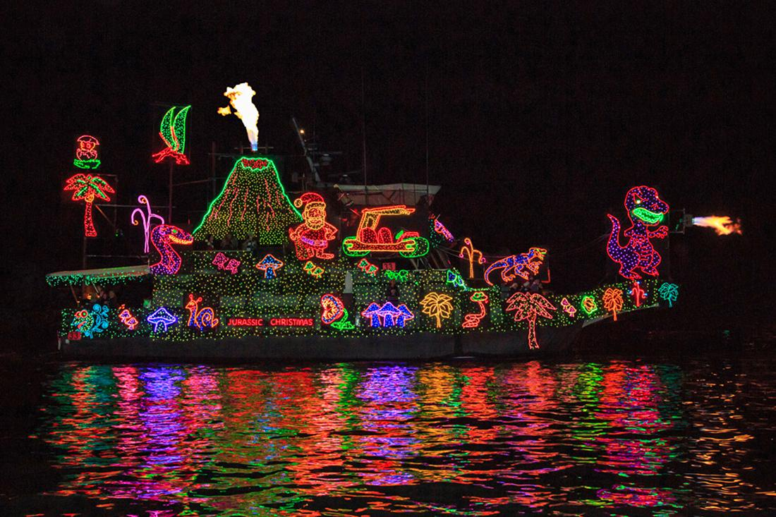space at Newport Beach Christmas Boat Parade 2020 -Holiday Parties