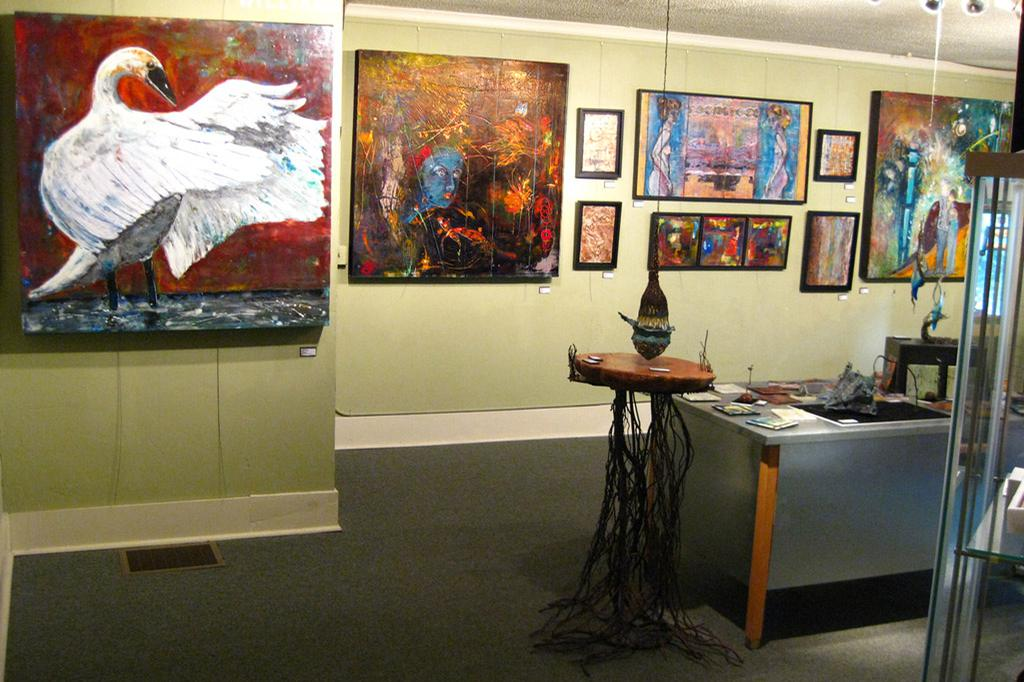 space at Pearl Gallery & Framing