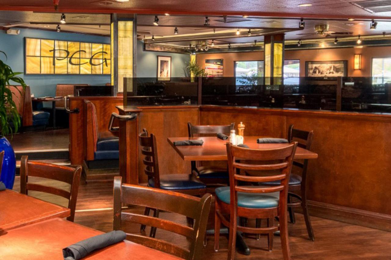 space at Phoenix City Grille