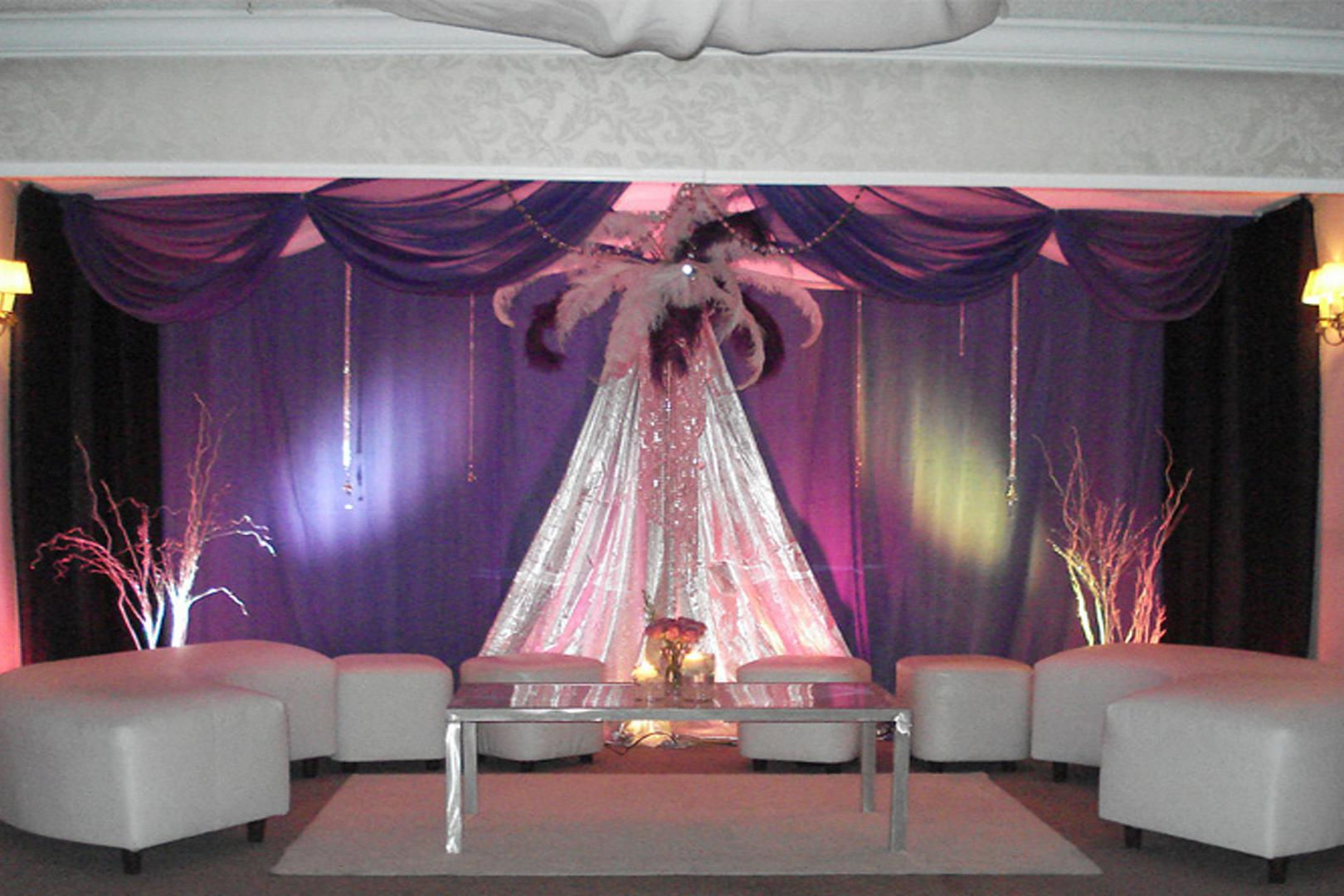 space at Premier Banquet Hall