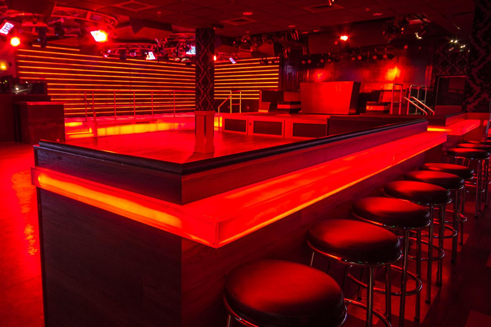 space at Mixx 360 Nightlife
