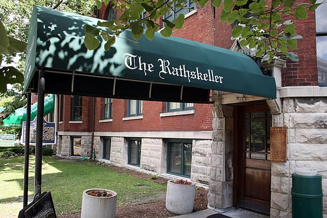 space at Rathskeller Restaurant