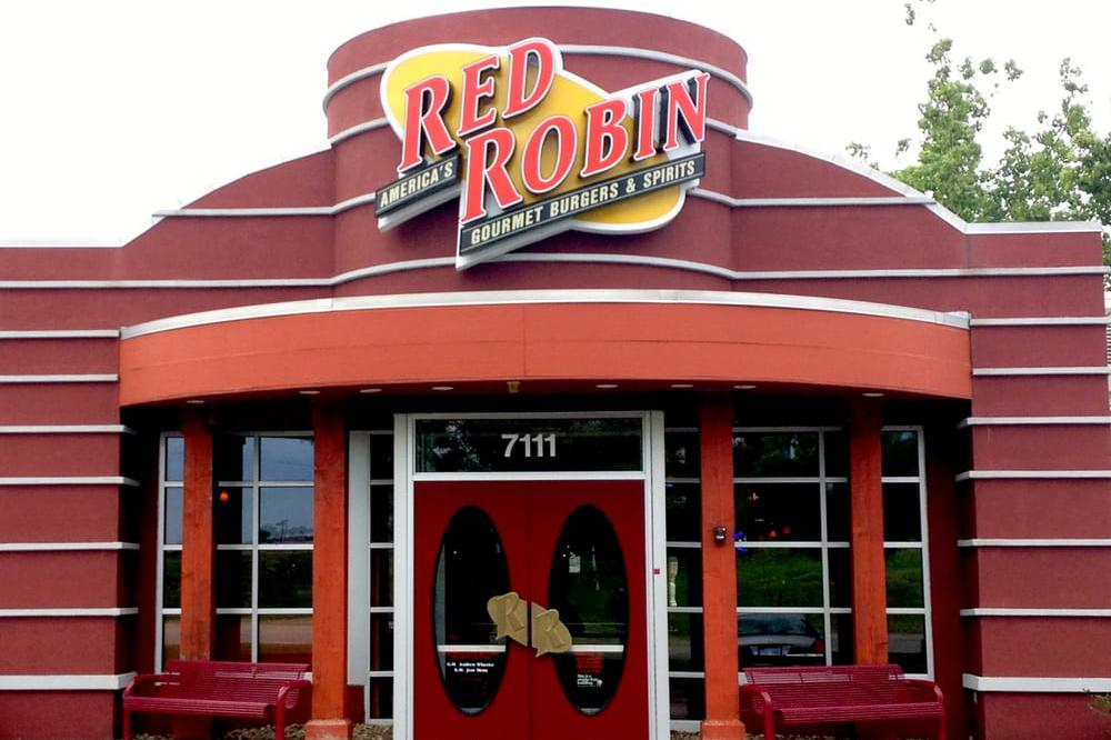 space at Red Robin North OP