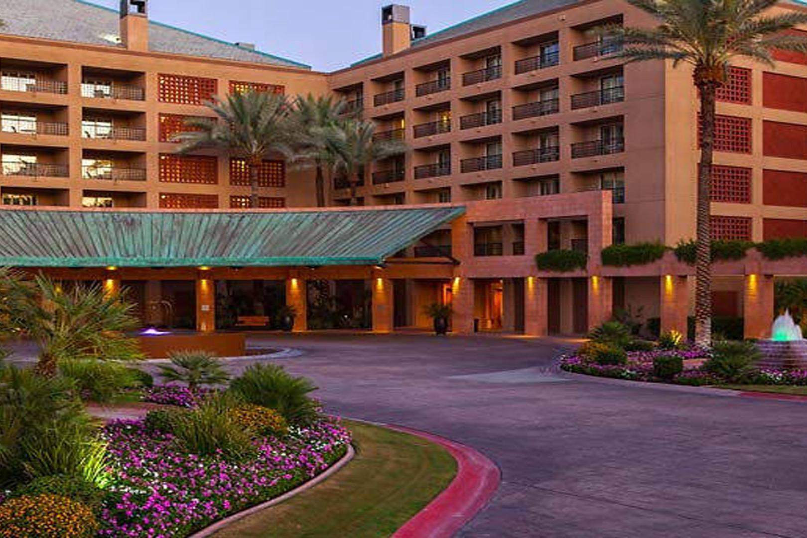 space at Renaissance Indian Wells Resort & Spa