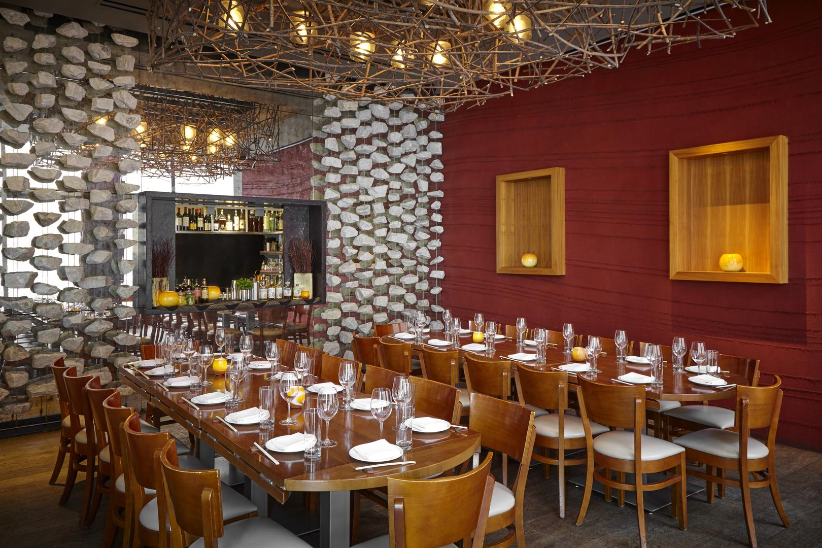 space at Roka Akor | Chicago