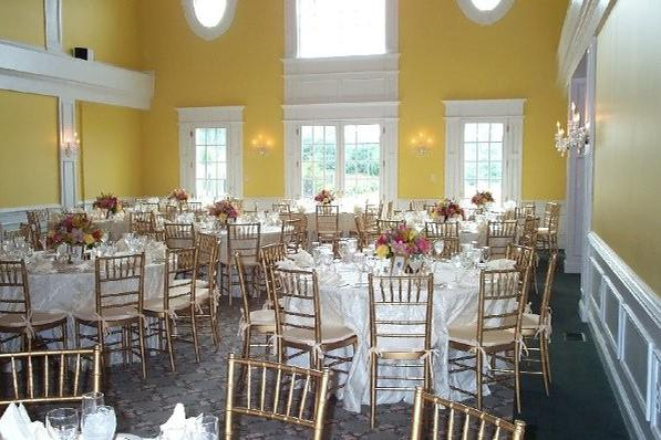 space at Rose Hill Manor