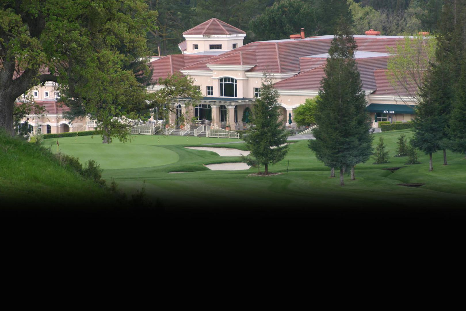 space at Round Hill Country Club