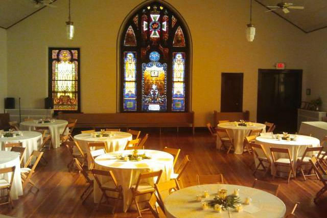 space at Sanctuary Event Center and Wedding Chapel